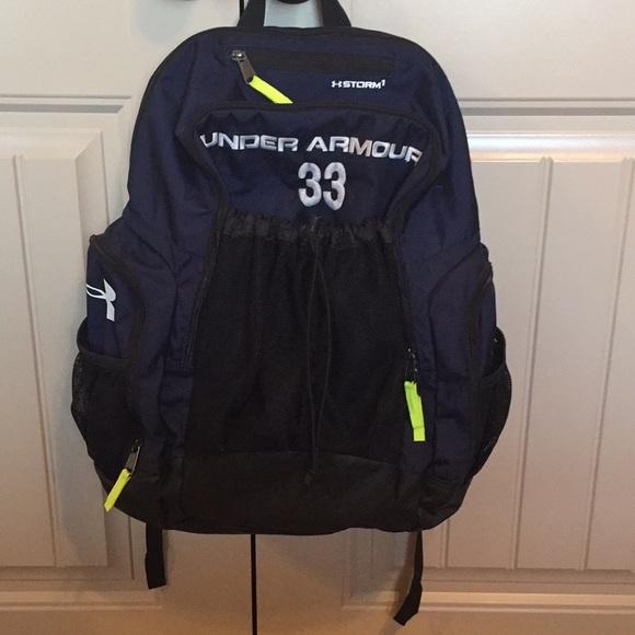 Under Armour Striker Soccer Backpack. M 5c464714de6f62b79d5fd92d bd02483b0e